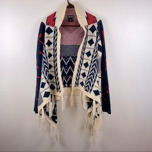 Boho Decorative Cardigan